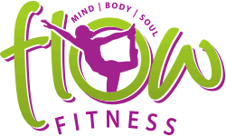 Flow Fitness Pilates | Italian Club |  Bedfordview Logo